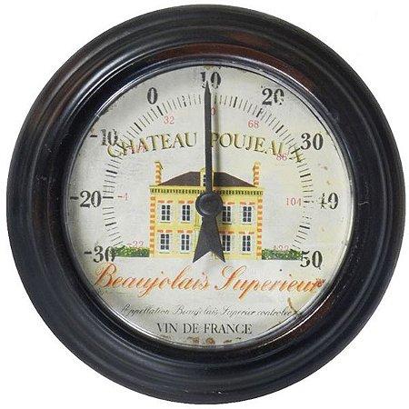 Termômetro Chateau de Pouteaux RG-53