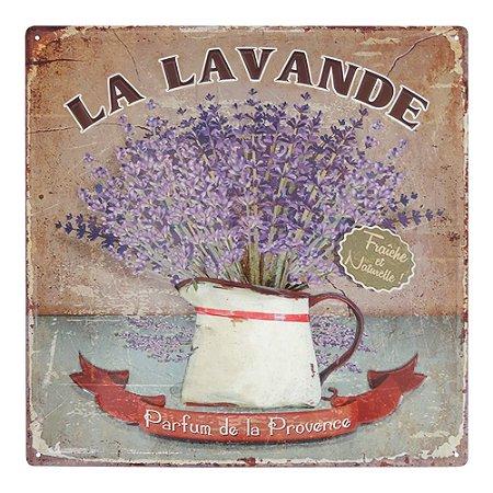 Placa La Lavande RG-67
