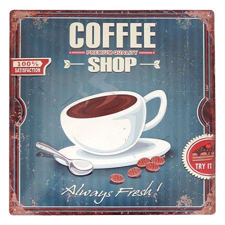 Placa Coffee Shop RG-68