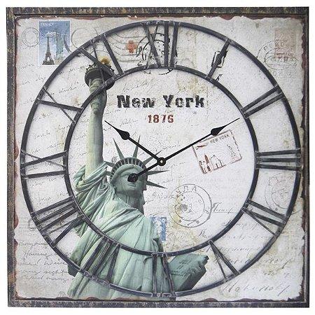 Relógio de Parede Estatua da Liberdade RL-10