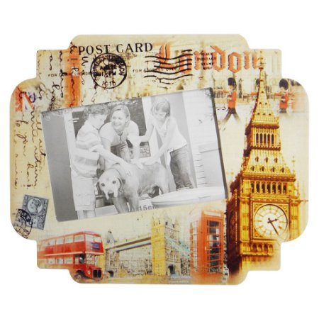 Porta Retrato London Postcard UA-52 B