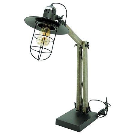 Luminária Articulada Disco UA-83