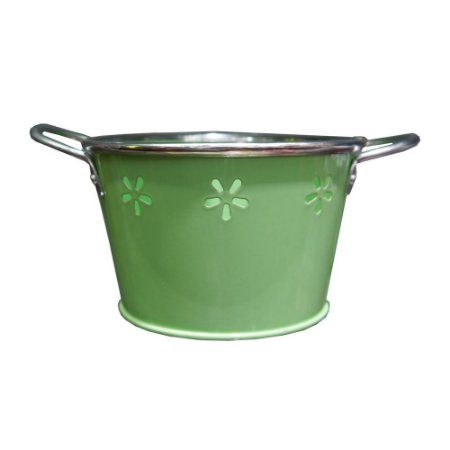 Cachepot Decorativo Verde WW-43 C