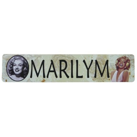 Placa Decorativa Marilyn WW-69