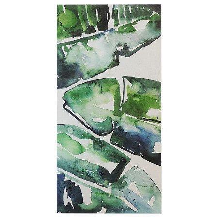Pintura em Tela Três Folhas YA-65