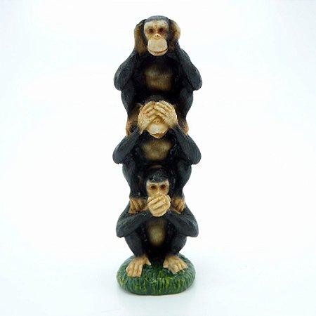 Enfeite Macacos Vertical AX-97