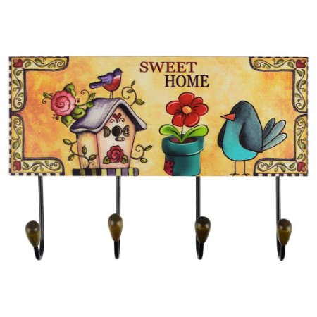 Cabideiro Sweet Home Flor YC-12 A
