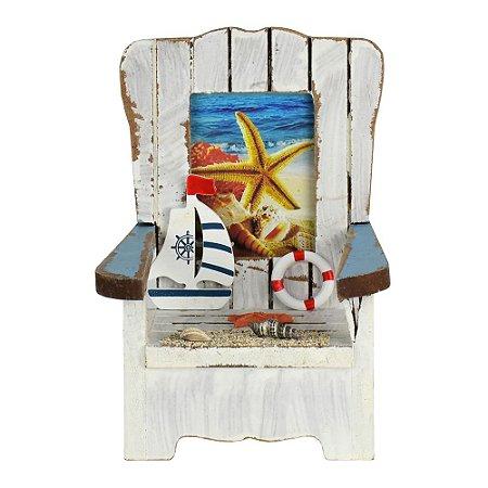 Porta Retrato Cadeira de Praia YD-29