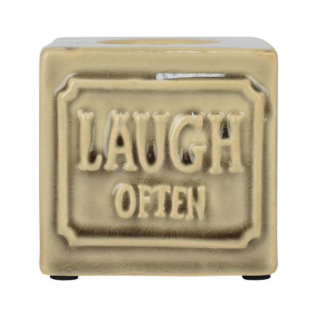 Porta Velas Laugh Often YD-75 C