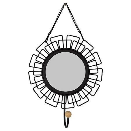 Cabideiro Espelho Sol YD-99