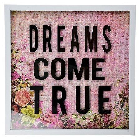 Quadro Dreams Come True YE-75