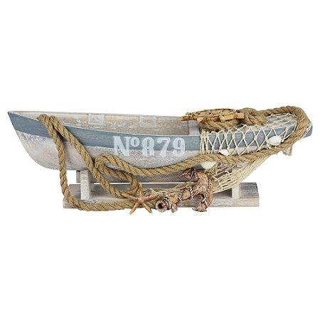 Enfeite Barco Rústico CY-12