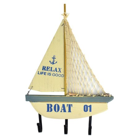 Cabideiro Barco Boat 01 CY-36