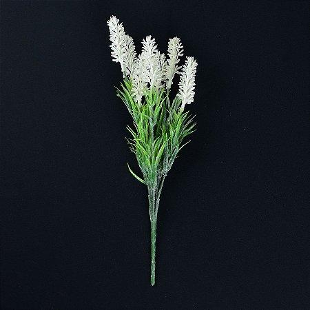 Flor Artificial Branca YE-81 C
