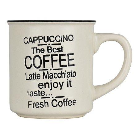 Xícara Coffee Branca YB-09 F