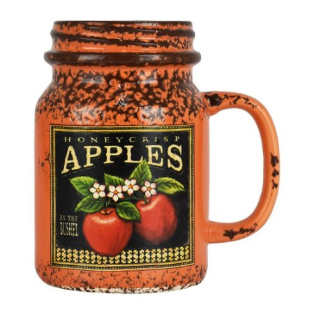 Caneca Frutas Sortidas YH-16