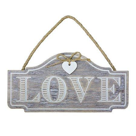Placa Love YI-58