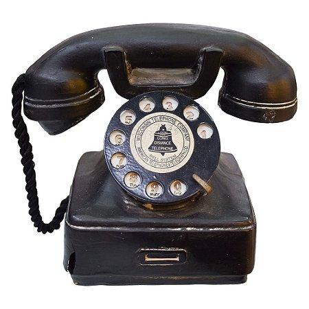 Telefone Retro em Resina LR-23