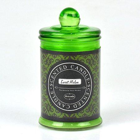 Vela Perfumada Glass em Vidro (Unitário) YI-40