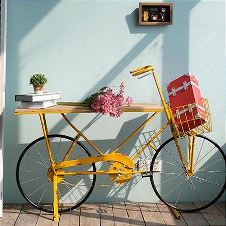 Mesa Bicicleta Amarela CA-91 B