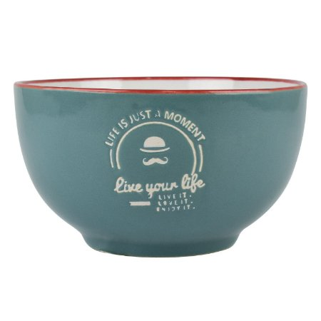 Bowl Your Life Azul Claro YG-37 D