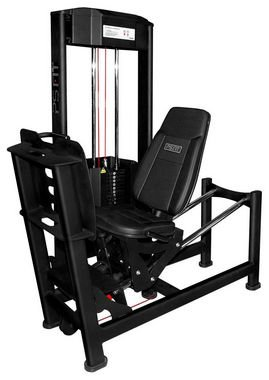 Leg Press Horizontal Chrome - PSFIT