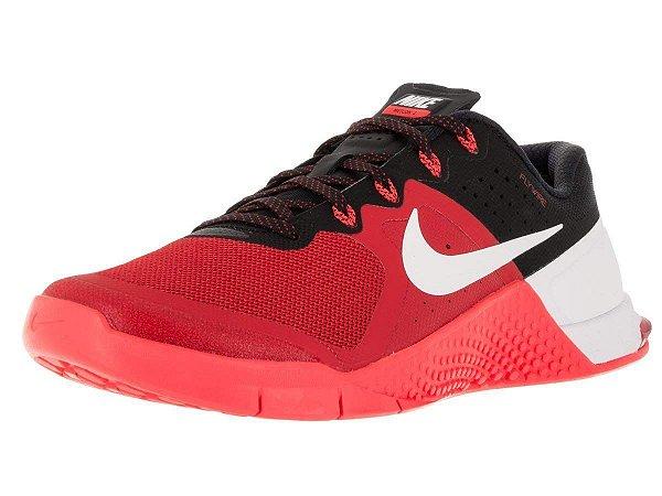 8a6dbaba41 Tênis Nike Metcon 2 Vermelho e Preto - Outlet HMX Sport