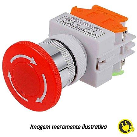 Interruptor de Botão de Parada de Emergência AC 660V 10A