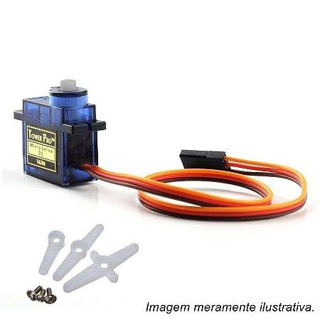 Micro Servo Motor 9g SG90 TowerPro