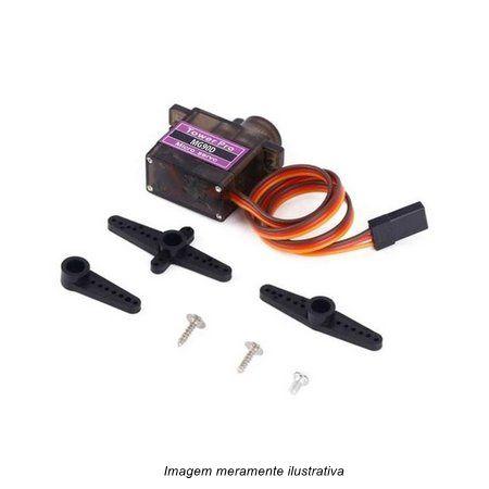 Micro Servo Motor MG90D Metal 360º