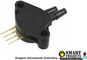 Sensor de pressão absoluta MPX5700AP