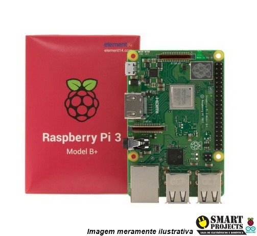 Raspberry Pi 3 modelo B+ Plus