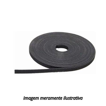 Correia Dentada 6mm para Polia GT2 (1 metro)