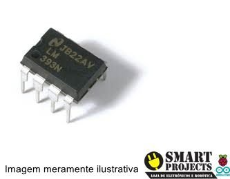 Circuito integrado LM393
