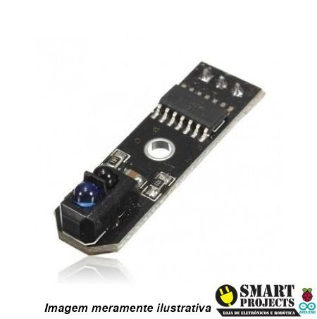 Módulo Sensor Ir Seguidor De Linha Arduino Pic