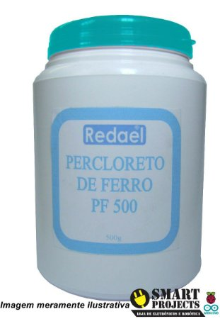 Percloreto De Ferro 500g