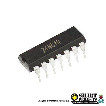 Circuito Integrado 74HC10 - Porta NAND