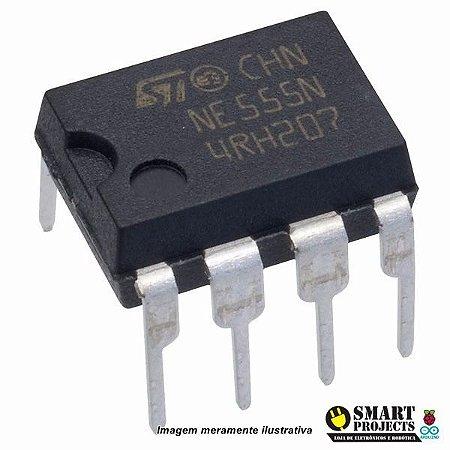 Circuito Integrado LM555 NE555