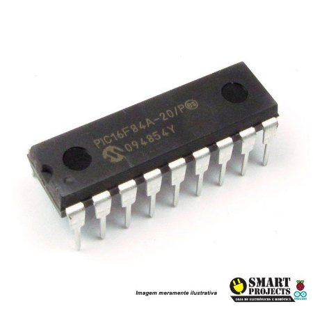 Microcontrolador PIC16F84A