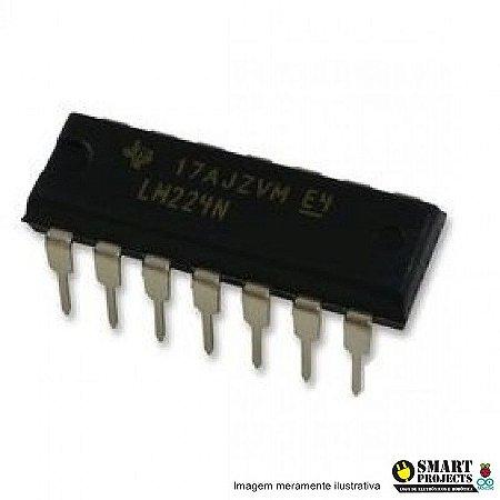 Amplificador Operacional LM224
