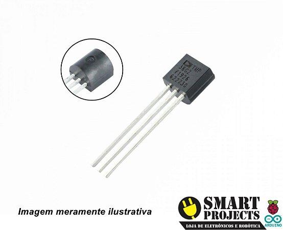 Sensor de Temperatura TMP36 TO92