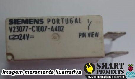 SIEMENS Relé V23077-C1007-A402 24V