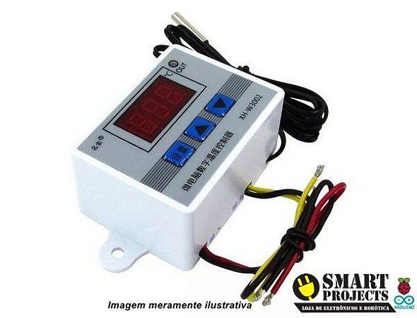 Termostato Controle de Temperatura Digital XH-W3002