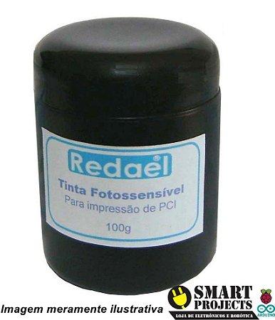 Tinta Fotossensível P/ Pré Corrosão Pci Pcb Fenolite Fibra
