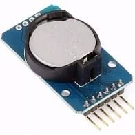 Modulo Arduino Rtc Real Time Clock Ds3231 Hora + Bateria Pi