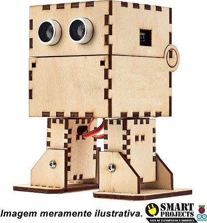 Robô Otto MDF DIY