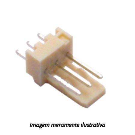 Conector KK Macho 2,5mm 3 Vias