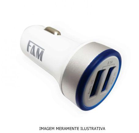 Carregador Veicular FAM FCA - V231