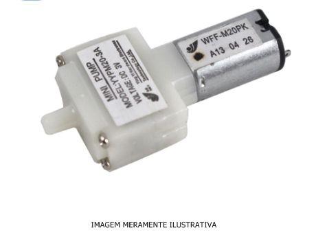 Mini bomba de vácuo ar 3VDC 0.28L