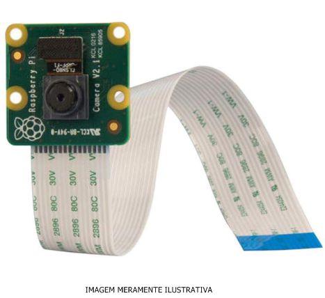 Modulo camera P/Raspberry Pi 5MP + cabo flat